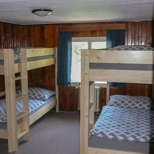 Chata Sněžná - ubytování